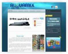 Site Institucional - Aquamix