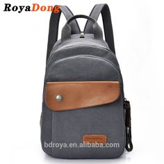4a9e3fab8 Royadong 2017 New Occidental Style Simple Fashion Leisure All-match Canvas  Men Travel Bags