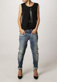 G-Star - ARC 3D LOW BOYFRIEND - Boyfriend jeans - cyclo stretch