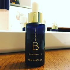 Beautycounter's Hydrating Face Oil - so good for dry or mature skin.  But also just discovered that it helps with reducing swelling and itching of mosquito bites. My kids and I swell when we get mosquito bites. One day I tried rubbing a few drops on our bites and it helped so much! Got a good nights sleep and within 2-3 days our bites were no longer a problem!