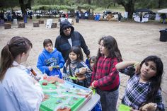 Earth Day 2015: Los Coyotes Tribe