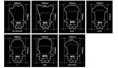 Here! If you want to make your own Hip Hop Monster doll~ #bts #bangtan #hiphopmonster