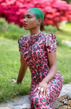 Ecstasy Models • ecstasymodels: Dress Designed by Sai Sankoh Sai...