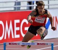Olympics Rio 2016 | Team Belgium - Mickael Bultheel, qui accède aux demi-finales du 400m haies.🇧🇪