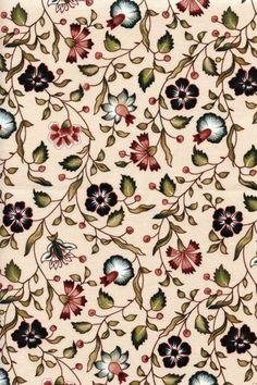 Vintage Pattern Design, Textile Pattern Design, Motif Vintage, Textile Patterns, Textile Prints, Flower Patterns, Print Patterns, Motif Design, Animal Print Wallpaper