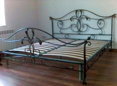 Кованая кровать своими руками: возможно ли это?