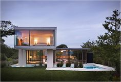 Surfside Residence by Steven Harris Architects — Montauk Point (the Hamptons), Long Island, NY