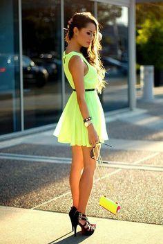 StyleKadın | 2014 Yaz Şifon Elbise Modelleri | http://www.stylekadin.com