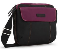 Check out the Timbuk2 Harriet Shoulder Bag. It can be used as an everyday purse, a crossbody bag, and can even be wrapped around a bike's handlebars. How cool is that? #Travel #TravelGear #Timbuk2 Available on Amazon for less than $60.00