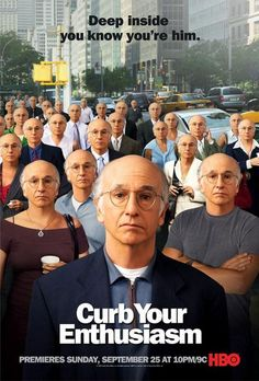 Not sure what Curb Your Enthusiasm Episode to watch? Let the TV Show Episode Generator select a random Curb Your Enthusiasm episode for you. Curb Your Enthusiasm, Movies Showing, Movies And Tv Shows, Larry David, Tv Shows Funny, Drama, Great Tv Shows, Best Shows Ever, Best Tv