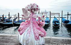 Venice Carnival 2013 Piazza San Marco