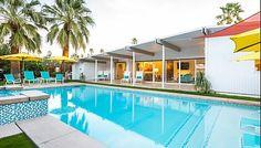 Vacation Palm Springs | Midcentury Pool Retreat | Palm Springs ...