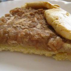 Almás krémes - ahogy Brigi készíti | Nosalty French Toast, Pie, Breakfast, Desserts, Food, Torte, Morning Coffee, Tailgate Desserts, Cake