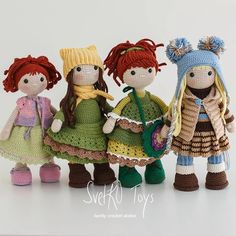 Irresistible Crochet a Doll Ideas. Radiant Crochet a Doll Ideas. Crochet Amigurumi, Crochet Doll Pattern, Amigurumi Patterns, Amigurumi Doll, Doll Patterns, Crochet Patterns, Crochet Doll Clothes, Knitted Dolls, Crochet Dolls