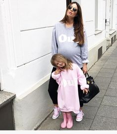 Today: new sweater & new thanks to… Little My, Mini Me, Mommy And Me, Graphic Sweatshirt, Sweatshirts, My Style, Skirts, Instagram Posts, Sweaters