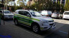 https://flic.kr/p/MBzbBq | St John Ambulance WA | Intensive care unit stationed at Royal Perth Hospital, Perth, WA