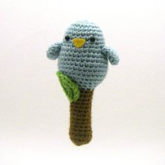 Birdy Rattle-frikkin adorable!
