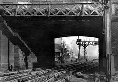 Disused Stations, Steam Railway, Train Pictures, Steam Locomotive, Nottingham, Train Station, Brooklyn Bridge, Trains, Victoria