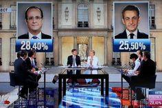 Historischer Machtwechsel in Frankreich