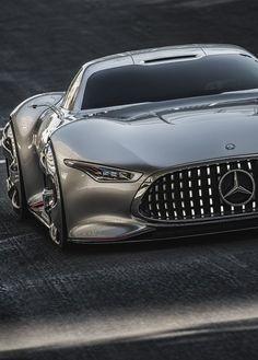 Mercedes AMG Vision Gran Turismo via: