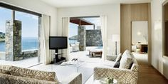 One Bedroom Seaview Suite, Daios Cove, Crete