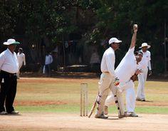Cricket action india