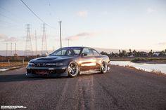 Pinki V2 // Beatrice's Gorgeous Nissan 240SX | StanceNation™ // Form > Function