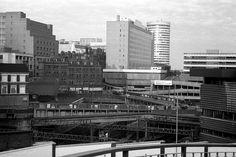 Birmingham New Street Spring 1973 by loose_grip_99, via Flickr