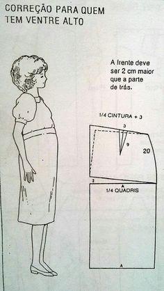 Women S Plus Size Dresses Dillards Coat Patterns, Dress Patterns, Sewing Patterns, Draping Techniques, Sewing Techniques, Sewing Hacks, Sewing Tutorials, Plus Size Summer Fashion, Costura Fashion