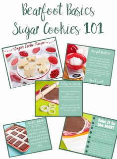 Sugar Cookies 101-Do you know the proper way to get butter room temperature, how to store your Silpats, or do you need to use a food scale?