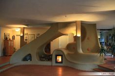 An incredible piece of work and Home art by Lehm und Feuer!