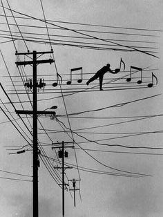 """La musica è la poesia dell'aria. Music Love, Music Is Life, Poema Visual, Mundo Musical, All About Music, Music Quotes, Belle Photo, Musicals, Street Art"