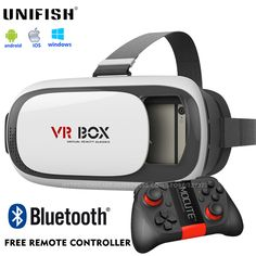 Find More 3D Glasses  Virtual Reality Glasses Information about VR BOX II  2.0 Virtual Reality 34fd21671c