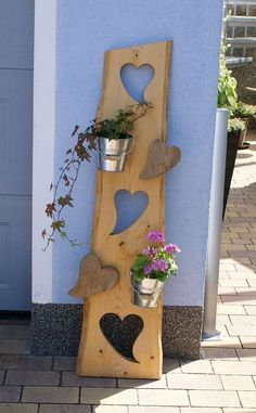 Auf der Suche nach einer tollen, originellen Gartendekoration? Such nicht weiter! 15 wunderbare Ideen! - DIY Bastelideen