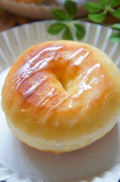 捏ねない!フライパンでふわんふわんほわわわ~ん♪はちみつレモンドーナツ |珍獣ママ オフィシャルブログ「珍獣ママのごはん。」Powered by Ameba