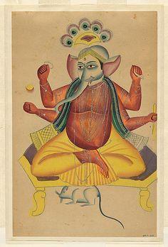 Shri Ganesh! Ganesha