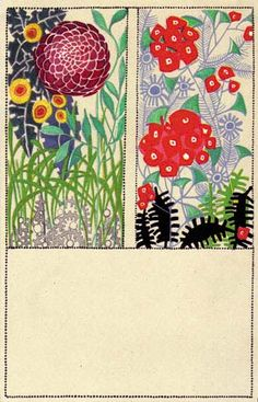 The Vienna  Secession - Wiener Werkstatte postcard #548