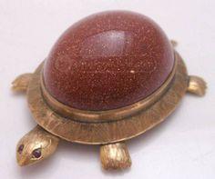 Turtle Jewelry Trinket Box