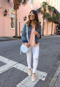 Chic Outfits, Spring Outfits, Trendy Outfits, Fashion Outfits, Inspired Outfits, Look Fashion, Trendy Fashion, Spring Fashion, Womens Fashion