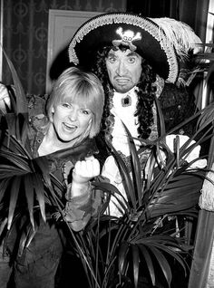 Toyah and Frank Finlay