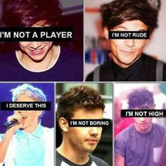 Stop the hate!! Its getting out of hand  :( the boys don't deserve it at all! They're oh so sweet