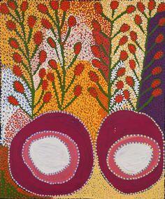 Ruby Tjangawa Williamson - 'Ngayuku ngura (My Country)' - 122 x 102cm