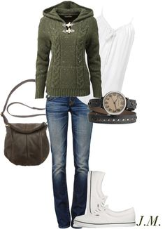 """Simple Comfort"" by jenniemitchell on Polyvore"