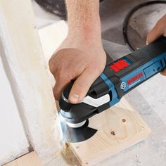 The NEW Bosch Professional GOP 40-30 Multi-Cutter Tool Kit