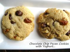 Home Cooking In Montana: Chocolate Chip Cookies Made Without Eggs...using Yoghurt instead.
