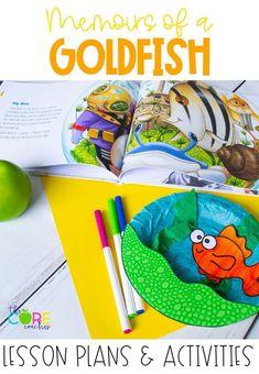 #memoirsofagoldfish #memoirsofagoldfishlessonplans #thecorecoaches