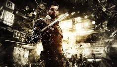 Deus Ex Mankind Divided PS4 Live Action Trailer-The Mechanical Apartheid