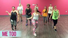 Meghan Trainor - Me Too (Dance Fitness with Jessica)