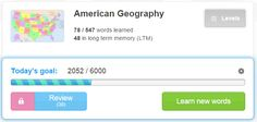This is going to take a while. #Memrise #Geography