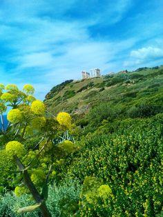 Cape Sounio, Athens